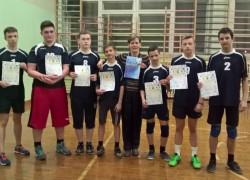 Первенство Октябрьского округа по волейболу