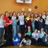 Спортивные соревнования для девушек