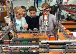 Робототехника+. Запись на 2020-2021 учебный год