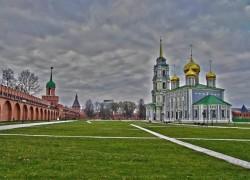 500 лет Тульскому кремлю