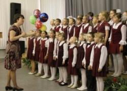 Конкурс хоров