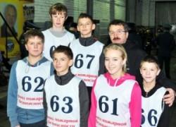 Соревнования, посвященные Дню Спасателя МЧС России