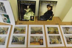 Выставка книг и фотографий об Эрмитаже